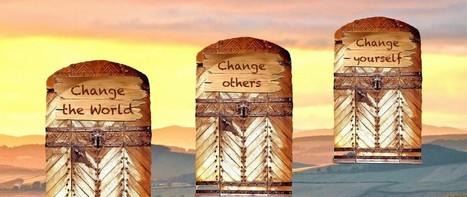 Three Gates of Wisdom (A Wisdom Tale) - Metafora.ch :) | Happy Road | Scoop.it