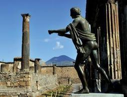 Star-aligned temples hint at Pompeii's religious mix - life - 15 January 2014 - New Scientist | Teaching history and archaeology to kids | Scoop.it