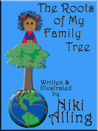 Niki Alling's Blog: The Roots of My Family Tree - Multicultural Children's Book   HSIE CCES1 - People in their Families, Past and Present   Scoop.it