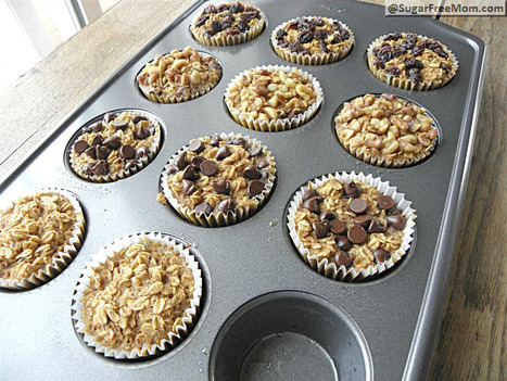Personal Sized Baked Oatmeal with Individual Toppings | Ravish m.e. | Scoop.it