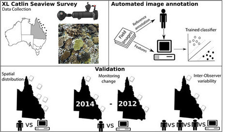 Scaling up Ecological Measurements of Coral Reefs Using Semi-Automated Field Image Collection and Analysis | Bayesian Statistical Modelling | Scoop.it