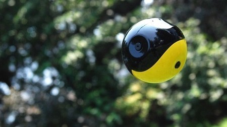 Squito: A throwable camera prototype worth catching   leapmind   Scoop.it