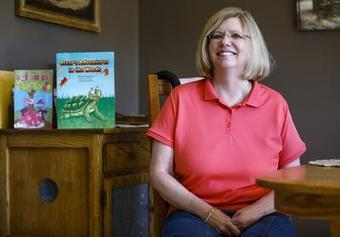 Children's books author begins writing after stroke - The State Journal-Register | Children's Writing and Content Creation | Scoop.it