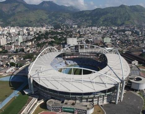 Rio's Sports Stadium Closed for Urgent Repairs | PRI's The World | sports facility management  4314963 | Scoop.it
