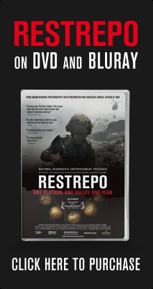 Home — RESTREPO — A Film by Sebastian Junger & Tim Hetherington | Documentary | Scoop.it