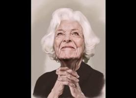 L'histoire d'une vie : Vous pensez regarder le portrait d'une vieille femme ? Regardez mieux…   Webmarketing et Réseaux sociaux   Scoop.it