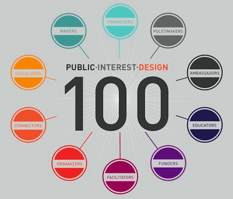 TED Blog | Public Interest Design names its top 100, including 16 ... | Design for the future | Scoop.it