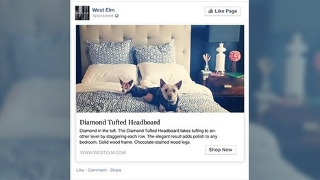 New Ad Format Helps Brands Insert Your Social Media Photos Into Facebook Ads | Creative Feeds | Scoop.it