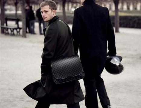 Style: The Men's Guide On How To Gear Up This Spring | Best Messenger Bags For Men | Scoop.it