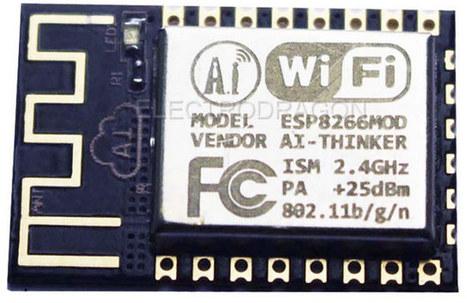 ESP-14 WiFi Module Combines ESP8266 with STM8S MCU | Raspberry Pi | Scoop.it