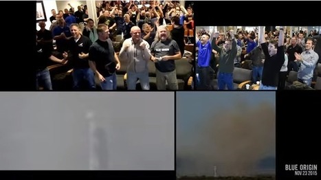 The Commercial Space Blog: Blue Origin vs. Space-X   More Commercial Space News   Scoop.it