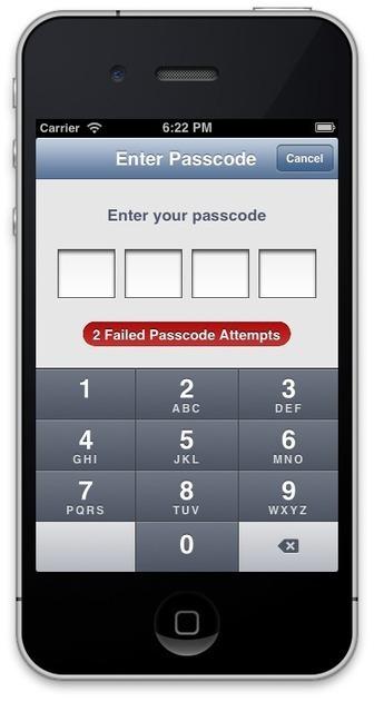 PAPasscode | iOS dev (iPhone, iPad) | Scoop.it