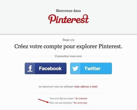 Pinterest du networking par l'image ! | Digital Martketing 101 | Scoop.it