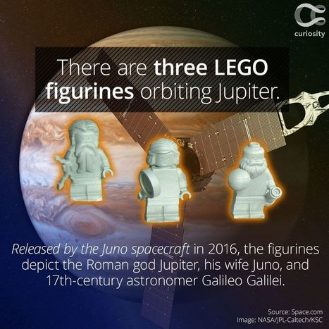 Why Are There LEGO Figurines Orbiting Jupiter? | ANALYZING EDUCATIONAL TECHNOLOGY | Scoop.it
