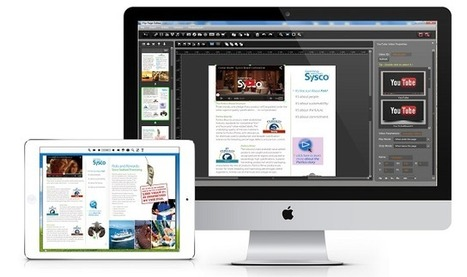 Cómo convertir PDF en libros animados con Flip PDF | Educacion, ecologia y TIC | Scoop.it