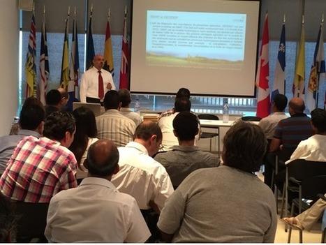 Bilan du voyage d'affaires en Tunisie de Yassine Hamza, directeur de développement Afrique chez Logiag | agriculture | Scoop.it