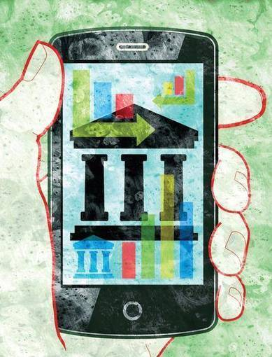 Growing numbers of consumers embrace mobile banking | The Future of Banking | Scoop.it
