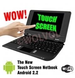 wolvol black netbook | Touch Screen Netbooks | Scoop.it