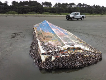 New Wave of #Suspected #Japanese #Tsunami #Debris #Washes Ashore ! | Rescue our Ocean's & it's species from Man's Pollution! | Scoop.it