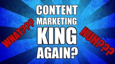 Bill's Classroom: Why Is Content Marketing Increasing Into 2014 And Beyond   Bill's Classroom   Scoop.it