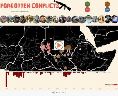 Site : Forgotten Conflicts | Géographie des conflits | Scoop.it