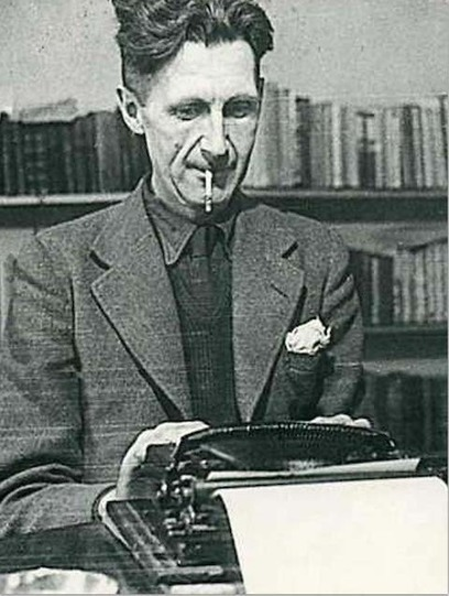 George Orwell Explains in a Revealing 1944 Letter Why He'd Write 1984 | Educommunication | Scoop.it