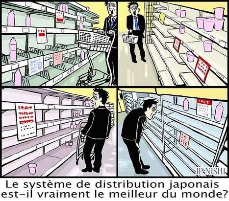 Japon: le monde marchand mis à mal par le séisme | e-marketing.fr | Japon : séisme, tsunami & conséquences | Scoop.it