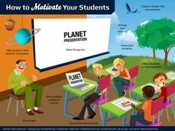 21 Simple Ideas To Improve Student Motivation - | A New Society, a new education! | Scoop.it