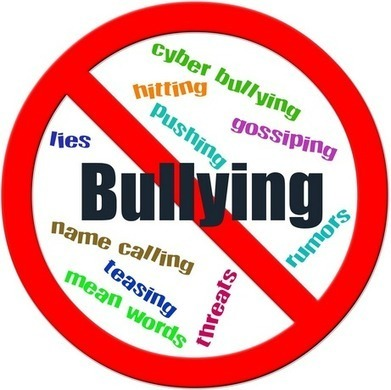 6 Great Posters on Bullying | Technology in Education | Scoop.it