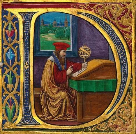 Bodleian Libraries on Twitter | Pixilating the parchment | Scoop.it