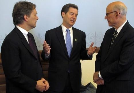 Kansas bond rating downgraded after tax cuts | Upsetment | Scoop.it