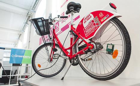 Nancy : Greenberry développe le vélo connecté - Demain La Ville - Bouygues Immobilier | Ambiances, Architectures, Urbanités | Scoop.it