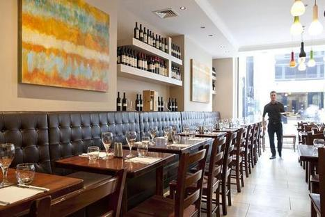 Stefano Potorti's top 7 Italian restaurants in London - Finbuzz | Italy in London | Scoop.it