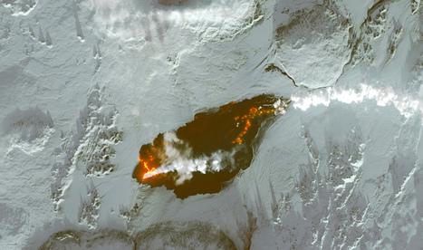 El río de lava más grande desde hace 200 años | Zientziak | Scoop.it