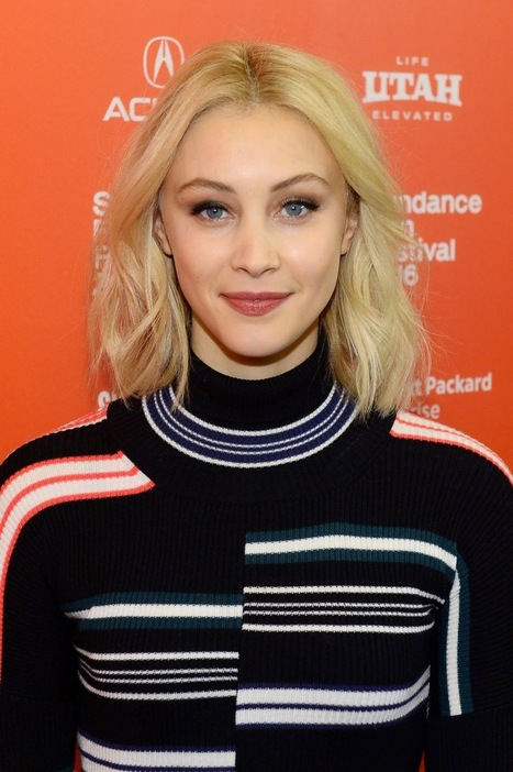 2016 Sundance Film Festival: Sarah Gadon at 1.22.63 Premiere in Park City, Utah | Showbiz | Scoop.it