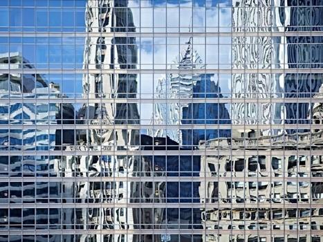 Les reflets de la ville | Ca m'interpelle... | Scoop.it