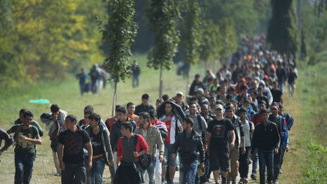 The Migrant Crisis Just Reached A New Zenith At 60 Million People | Refugees and Displaced Peoples | Scoop.it
