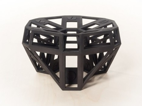More Milan - 5 more 3D Printed Design Week Designs - Make it LEO   tecnologia s sustentabilidade   Scoop.it