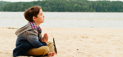 7 Fun Ways To Teach Your Kids Mindfulness | The Kindness Principle | Scoop.it