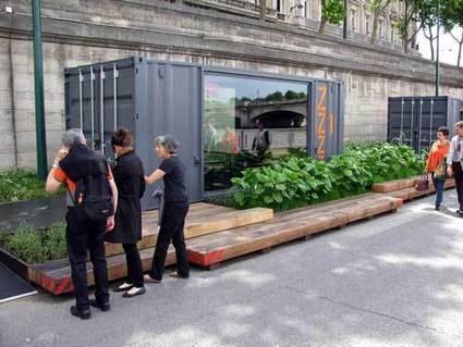 As margens do Sena em Paris | Urban Life | Scoop.it
