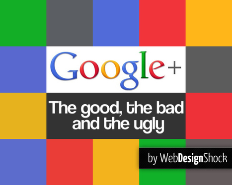 Google Plus: The good, the bad and the ugly | LdS Innovation | Scoop.it