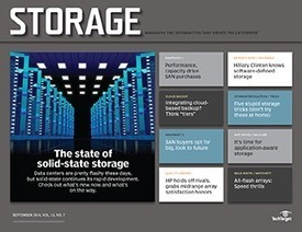 Commodity storage has its place, but an all-flash architecture thrills | Storage News and Technology | Scoop.it