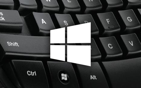 10 nouveaux raccourcis clavier sous Windows 10 à découvrir !   Outils perso 2.0   Scoop.it