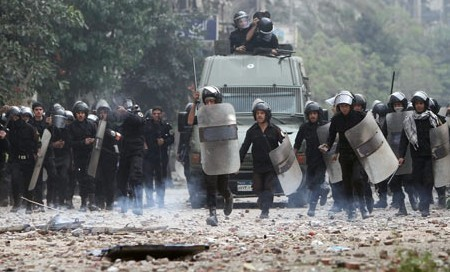 Egyptian elections in doubt after violent clashes in central Cairo | Égypt-actus | Scoop.it