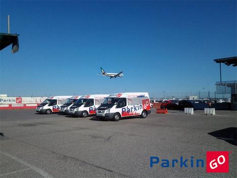 Parcheggi Aeroporto ParkinGO nel Lazio Tasso soddisfazione clienti 98%! | Social Media Press | Scoop.it