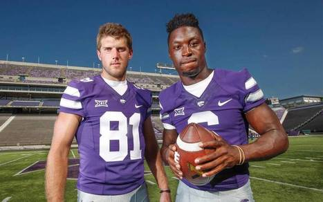 Expectations remain high for Kansas State receivers without Tyler Lockett - Kansas City Star | All Things Wildcats | Scoop.it