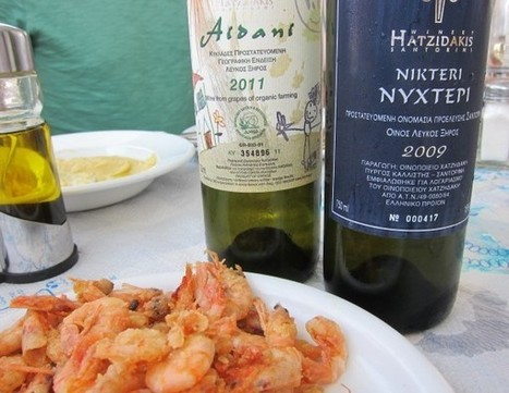 New Wines of Greece…Assyrtico from Santorini | travelling 2 Greece | Scoop.it