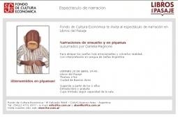 Espectáculo de narración en Libros delPasaje | Bibliotecas Escolares Argentinas | Scoop.it