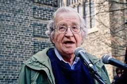 Noam Chomsky, libertarian and socialist - Jacksonville Journal Courier | Chilean Spanish | Scoop.it