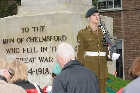 PICTURES: Chelmsford Remembrance Parade | Essex Discount Card News & Offers | Scoop.it